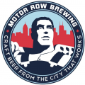 Motor Row Brewing Logo