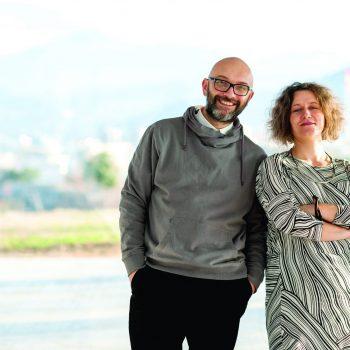 Yane Calovski and Hristina Ivanoska