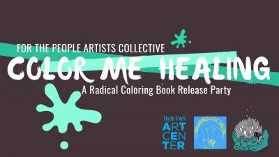 Color Me Healing A Radical Coloring Book Release Party